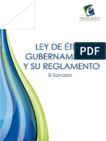 Ley Reglamento 2014 - Tribunal de Ética Gubernamental