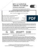 2005 Usnco Exam Part i