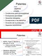 Sesión 31 - Patentes