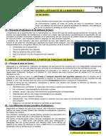 121 - Ratios Et Efficacité de La Maintenance