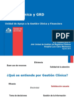 1_Gestión Clínica y GRD 2014