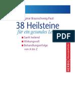 38 Heilsteine