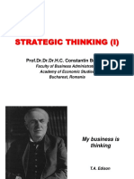 BC 01 Strategic Thinking (I)