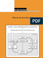 Manuel Cycle de Projet
