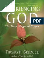 Experiencing God - excerpt