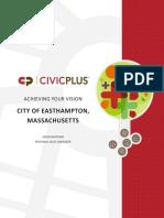 CivicPlus Proposal - MA Easthampton