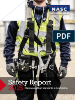 NASC Safety Report 2015
