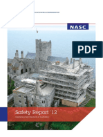 NASC Safety Report 2012