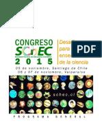 Program a General Congr Esos Che c 20151