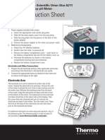 Manual PHmetro de Mesa Star A211 Thermo Scientific_Yareth Quimicos Ltda