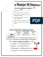 how can i manage my diabetes new version spanish