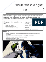 generic superhero argument prompt