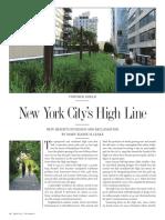 New York City's High Line
