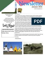 january 2016 class newsletter