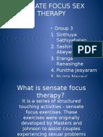 Sensate Focus Exercises