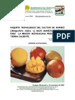 Mango Orgánico en Michoacán