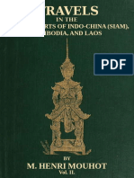 Travels in the Central Parts of Indo-China (Siam), Cambodia, and Laos (Vol. 2 of