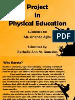 Fundamentals of Martial Arts Lecture