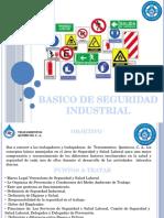 Charla Basico de Seguridad Industrial