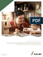 Annual Report 2014 - PT Kalbe Farma Tbk