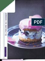 A l'Heure Du Dessert - Larousse
