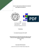 Kasus Besar Hepatitis B Fase Immunoclearance - Dr. Aritantri, Sp.pd