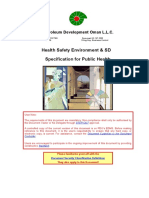 16 SP1232 HSE Specification - Public Health
