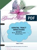Genital Trat Infections