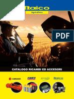 Raico Catalogo Ricambi