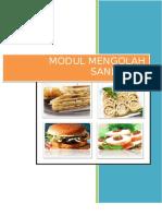 Modul Mengolah Sandwich