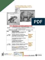 TertúliaLETRAS-COM(N)VIDA-BICHOS E OUTRAS MARAVILHAS-10-17-Abril2010