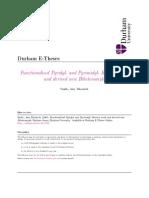 Pyridine Boronic Acids