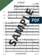 Brass Quintet - Rossini - La Danza