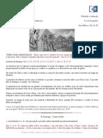 Lição 312016 - A rebelião global e os patriarcas + textos_GGR