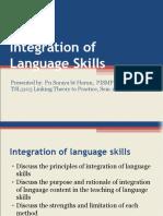 TSL3103 Week 3 Integration of Skills
