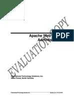 [Linux] Apache Web Server Admi 84492