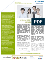 WorldSmart Unified Cloud Computing Brief