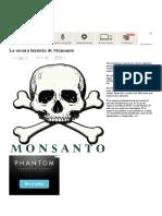 La Oscura Historia de Monsanto _ Diario Ecologia