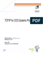 TCP IP foTCP IP for CICS Systems Programmersr CICS Systems Programmers