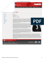 John Harle - Long Biography - Music Sales Classical