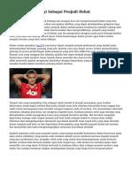 Tips Agen Bola Bagi Sebagai Penjudi Hebat