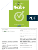 Nozbe Little Book Lite