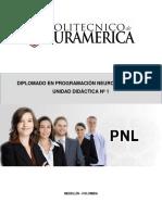 Unidad Didáctica PNL