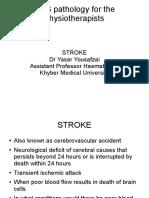 CNS Pathology Stroke
