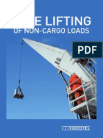 Safe Lifting of Non-Cargo Loads