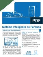 Sistema Inteligente de Parqueo