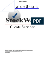 Manual Stockware