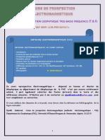 Méthode de Prospection Géophysique Par VLF (Very Low Frequency)