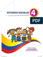 Texto de Estudiante Sociales 4to