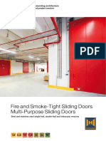 Fire and Smoke Fire_and_smoke_tight_sliding_doorsTight Sliding Doors Mutli Purpose Doors 86038 En